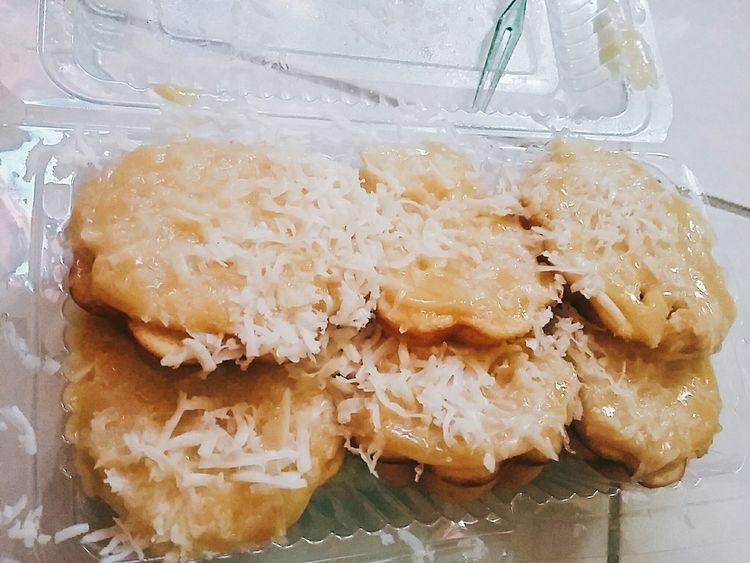 Kue Cubit Keju. Foodie Foodgasm Delicious ♡ Food♡ Kuecubit Keju