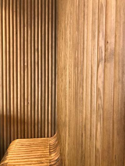 Full frame shot of wooden walls