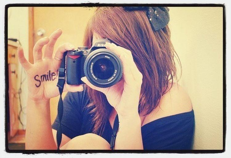 Camera #smile #followme