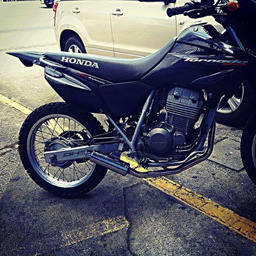 My Honda 250cc Mufla Adventureracing