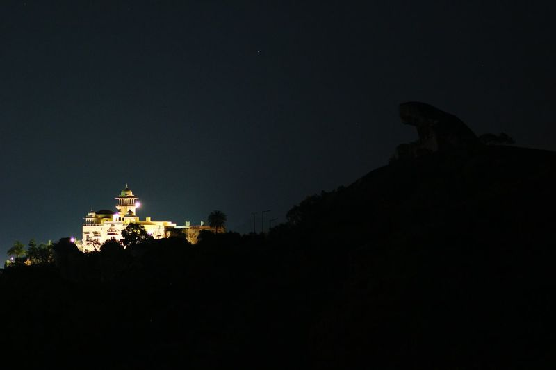 Night Sky Travel Destinations Nature Night Photography Nightscape Heritage Building Mount Abu Rajasthan, India