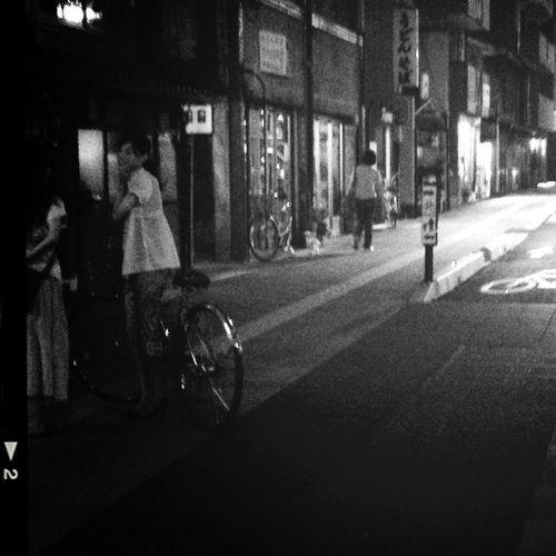 Hello World Street Photography Monochrome