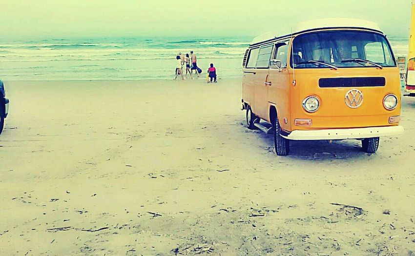 Vintage Wasting Time Timeless Finding Treasure Infinité Volkswagon