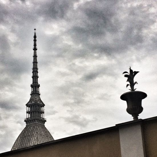 Wishful thinking Mole Antonelliana Turin Landmark Italy Mllml Withyou Altro, Oltre 1+1=1 2-1=noncipensareproprio IPhoneography Architecture Built Structure Building Exterior Cloudy Tourism Architecture Architectural Feature Famous Place EyeEm Eye4photography