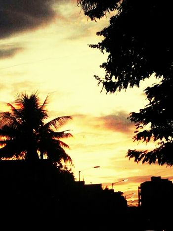 Sunset #sun #clouds #skylovers #sky #nature #beautifulinnature #naturalbeauty Photography Landscape [a:467156] Click Click 📷📷📷 2016😍 Black 😉😊😊✋ EyeEm Nature Lover Classic New 2016♡