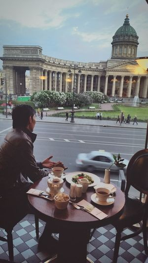 Sankt-Petersburg Coffee Time The Moment - 2015 EyeEm Awards