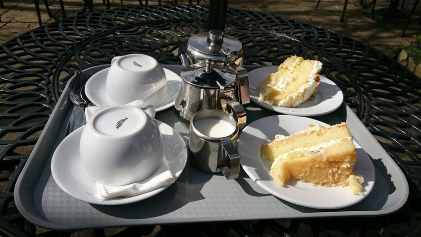 Sunny Afternoon Afternoontea
