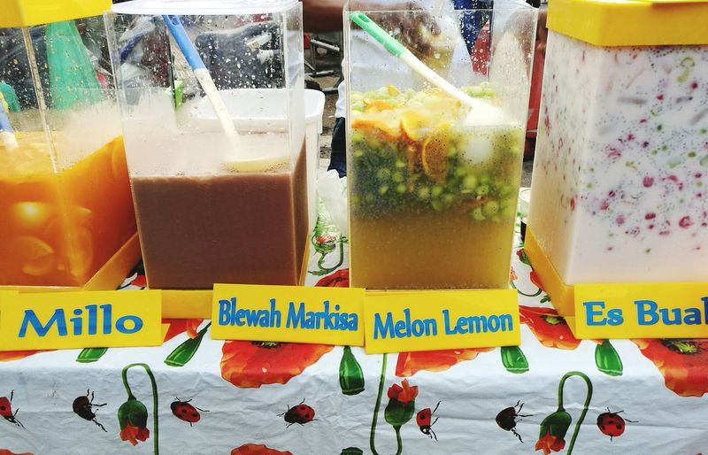 Fresh Drink Fresh Colourful Cfdjkt Street Food Huawei P9 Leica