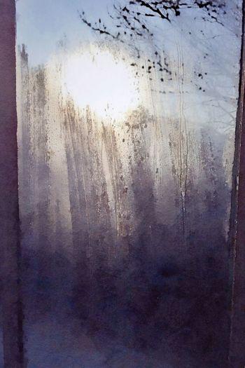 Hazy morning NEM Painterly NEM Abstracts NEM Memories