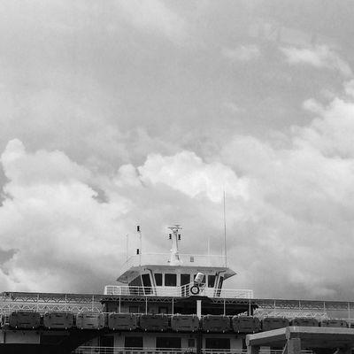 Puntarenas Boats Cloud - Sky Sea