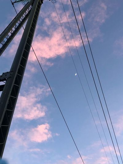 Electricity Sky