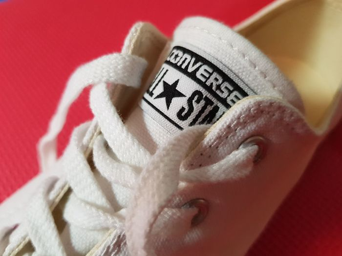 Converse Converse All Star Converse Love Converseshoes Converses ConverseChuckTaylors Converseoriginal White Converse White Converse All Stars White White Color White Collection Shoes Style Stylish Converse⭐ Conversechucktaylor Converseeveryday Conversedaily