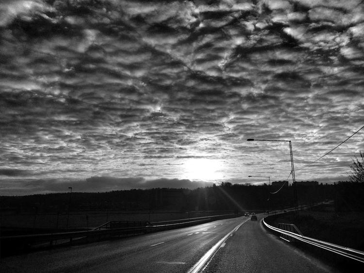For the Bnw_friday_eyeemchallenge Light In The Darkness Cloudporn Malephotographerofthemonth Vanishing Point