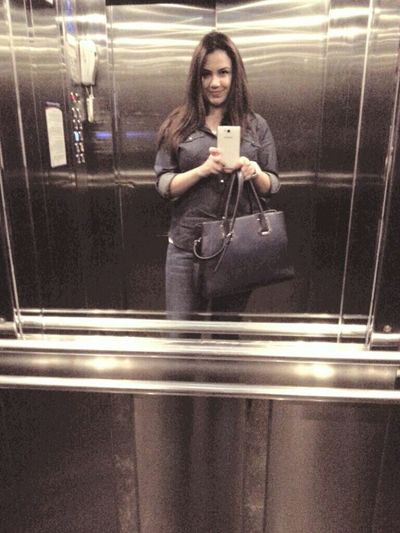 Happy Sundayy !♥ Hanging Out Elevator Selfie Relaxing