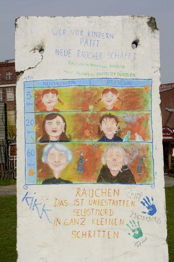 no smoking Art Art And Craft Children Communication Creativity Day Graffiti Information Information Sign Interdiction Picture Sign Smoking Stop Text