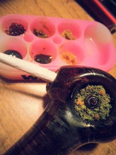 Marijuana Plant Medical Marijuana Cannabis Bowl Shatter Weed