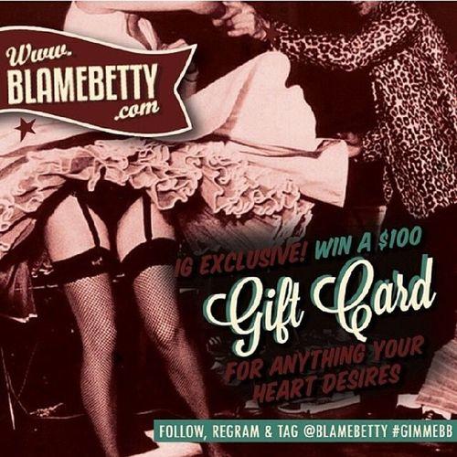 Fingers crossed!!!! @blamebetty Gimmebb