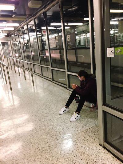 Waiting SVBC