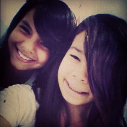 Eu.. Feia' Mais com A Princesa Ta Valendo.. @annegabrielly169 ^^ :) Friends .. Forever .. Viber .. Positivas Lindas Belas. Loucas :) ♥ ........