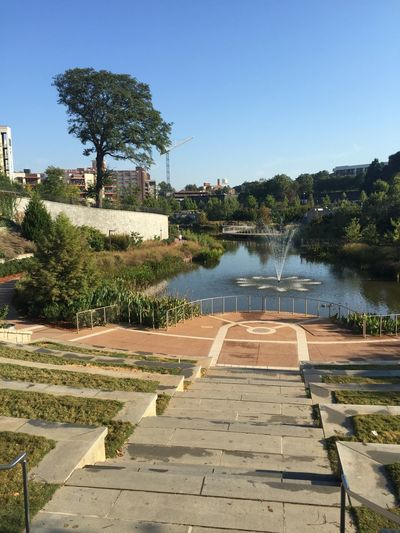 Park Pond Atlanta Old Fourth Ward