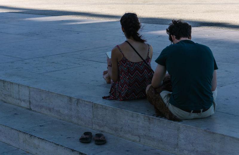 Couple Sandals