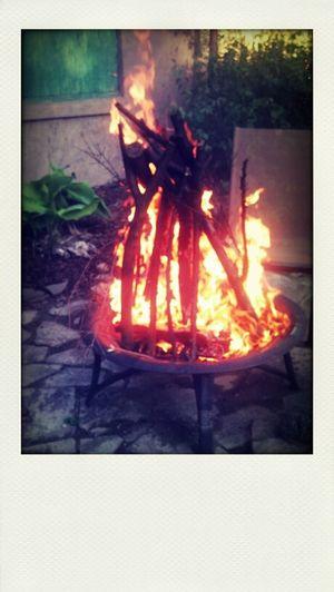 Burning Stuff