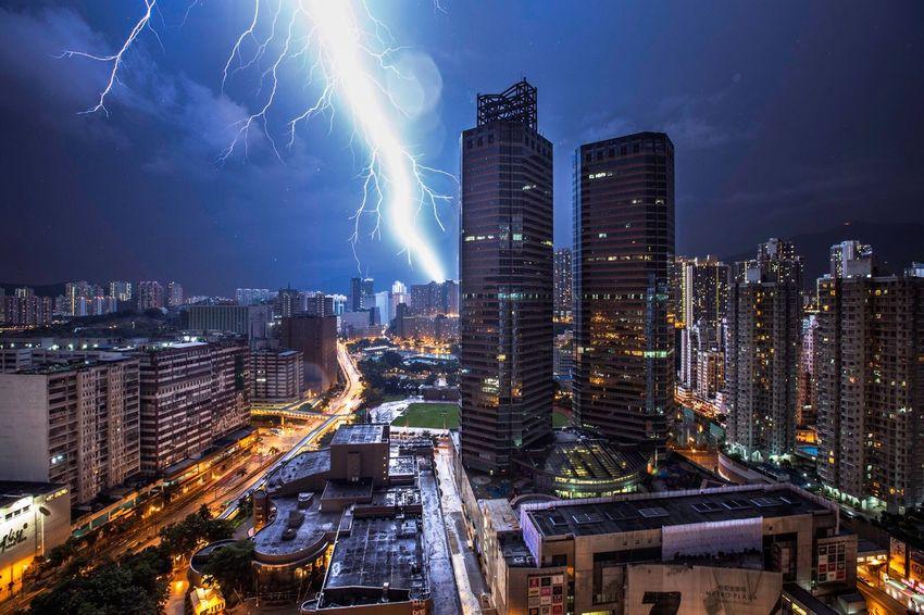 Photography Night HongKong Cityscapes