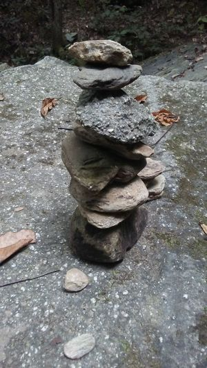 Handmade Rocks Sculpture Stone