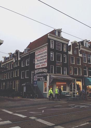 Amsterdam... ♡ I Love Amsterdam Vijzelgracht Cute Houses