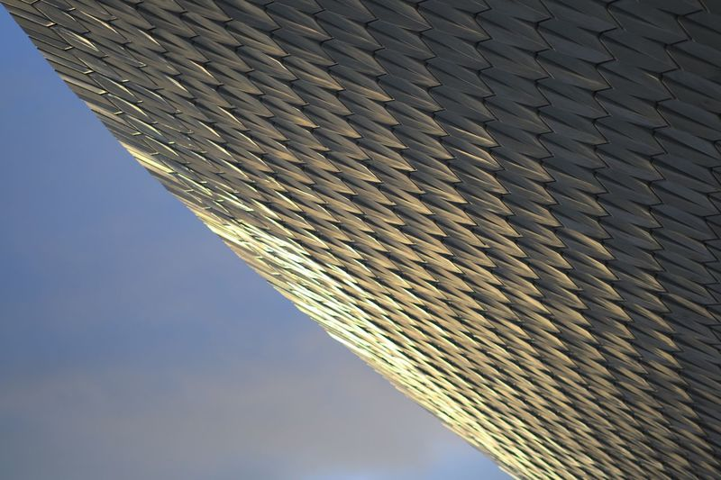 Backgrounds Low Angle View Built Structure Architecture Building Exterior Sky No People Pattern