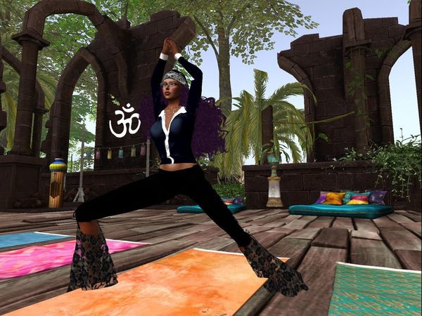 ©LDM models, ©Mia Studios India Secondlife Virtual Reality Leisure Activity Nature
