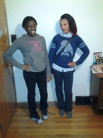 me & my bff