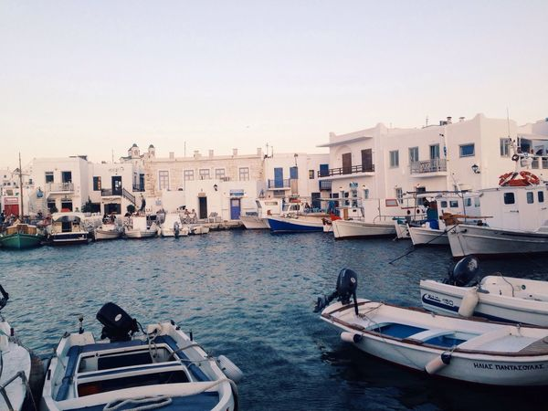 Naoussa, Greece. Naoussa Greece Greekislands Port Boats Traveling Travel Summer
