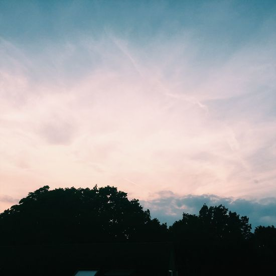 July Skies Scenics No People Low Angle View Tranquil Scene Outdoors Day