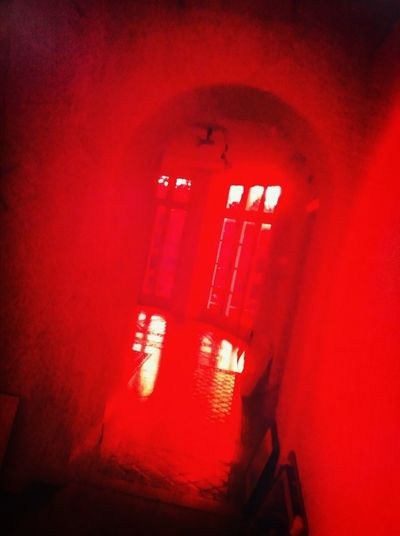 Doorway To Hell... Moody Monday Red D