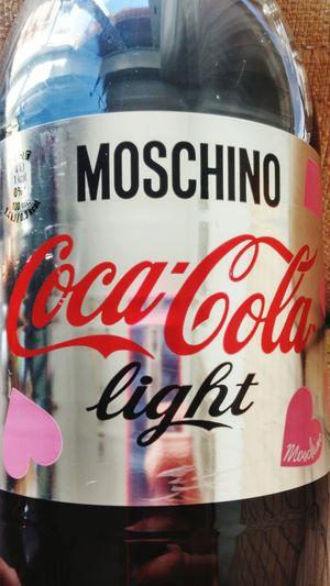 Moschino Cocacola Cocacolazero