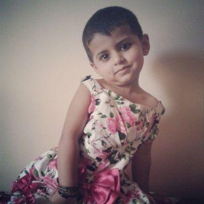 My niece meryam love u :-* :-*