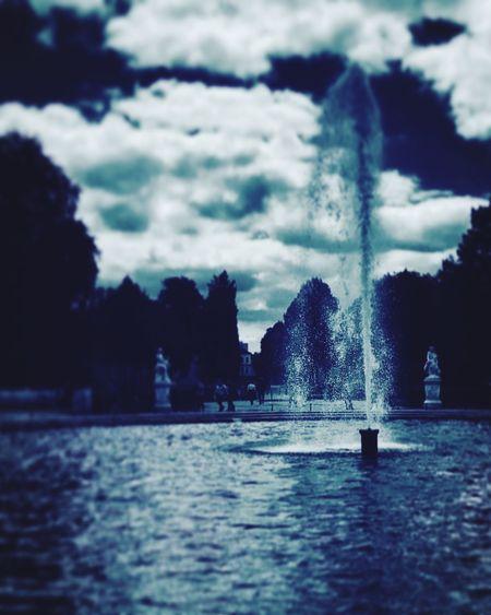 Sanssouci Potsdam Potsdam Park Sanssouci Sky Outdoors Water Tree Day Cloud - Sky Architecture EyeEmNewHere