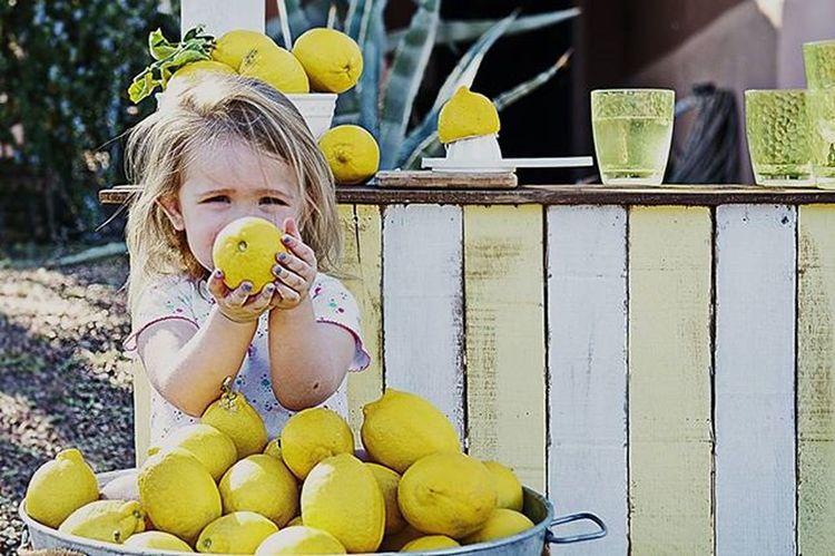 Lemonadestand Lizleestudios Lemons