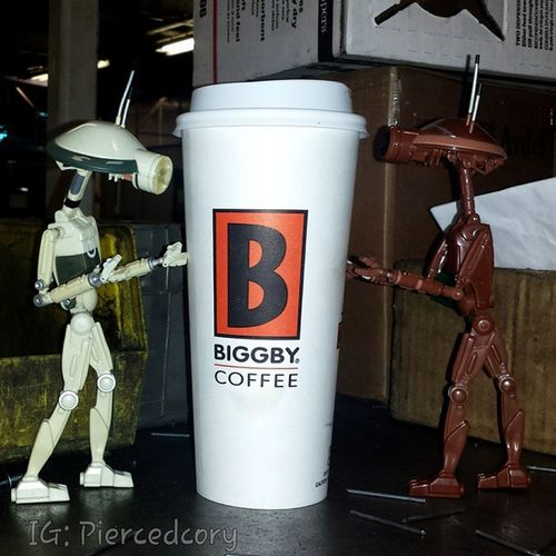 Sir your lubrication has arrived. Coffeeordeath Coffee Biggbycoffee  Biggby