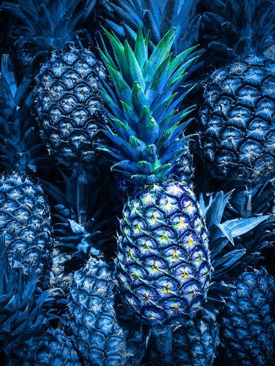 Full frame shot of fruits at market