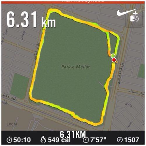 Workout Nikeplus Nike Running