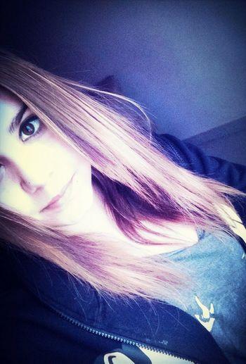 Me :)  Girl Blonde Me