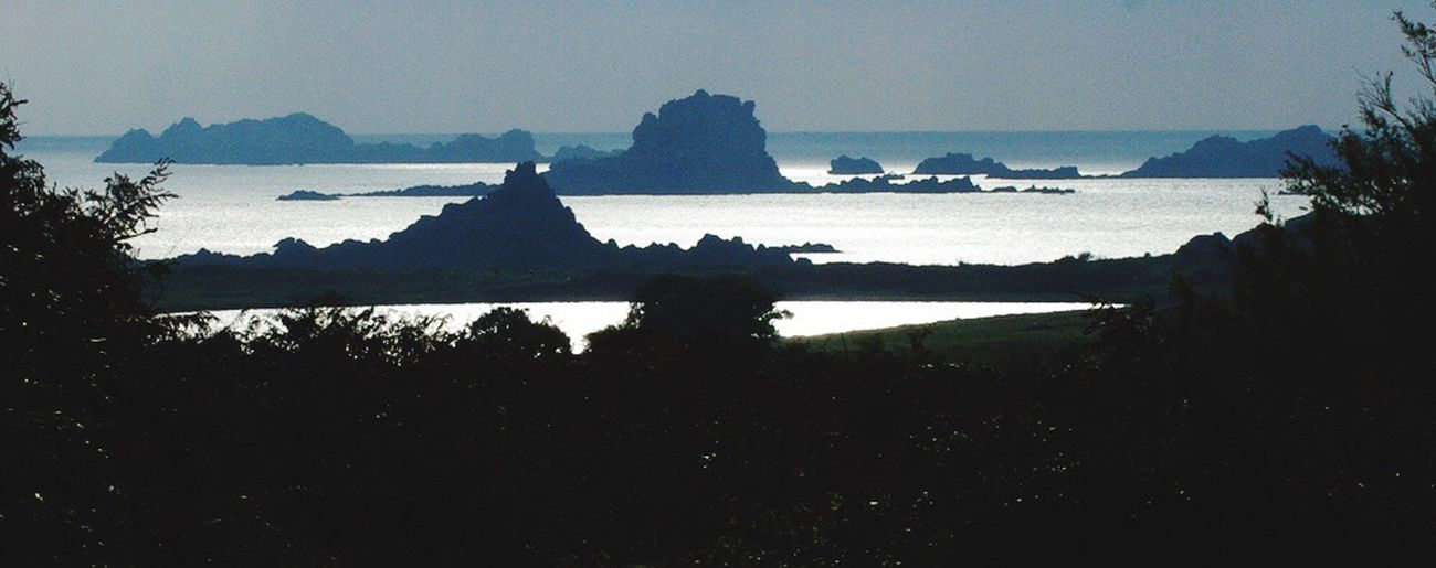 Brier, Isles of Scilly. seascape. Water Tranquil Scene Scenics Beauty In Nature Non-urban Scene Outdoors Remote Seascape Horizon Over Water Rock Formation Beach Sea Isles Of Scilly