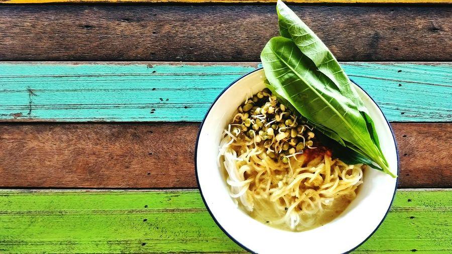 Thai food syle