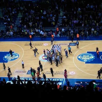 Mac sonu... Turkcell Longue  mac keyfi... Fenerbahceulker vs Panathinaikos basketbol basketball euroleague fenerbahce fenerbahçe 1907 istanbul