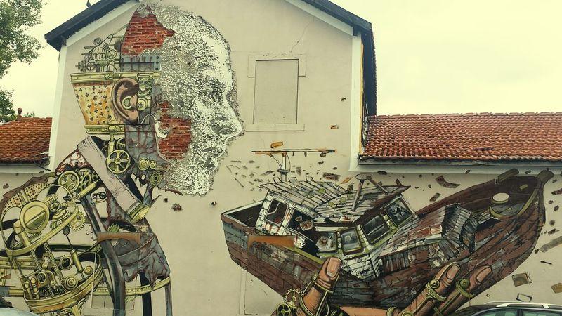 Lisboa Graffiti Graffiti Art Streetart