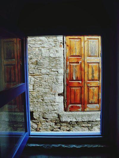 Closed window