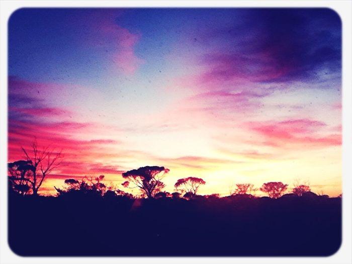 Hot Like A Sunrise