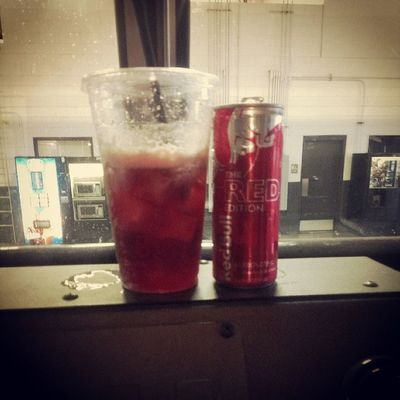 THEREDEDITION RedBull Mymorning Kickstart GIVESYOUWINGS COMEFLYWITHME